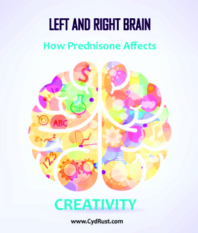 How Prednisone Affects Creativity