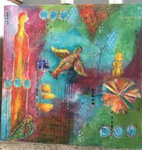 Lynda Byrnes Painting